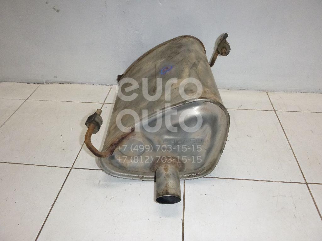 Купить Глушитель основной Subaru Forester (S12) 2008-2012; (44300SC010)