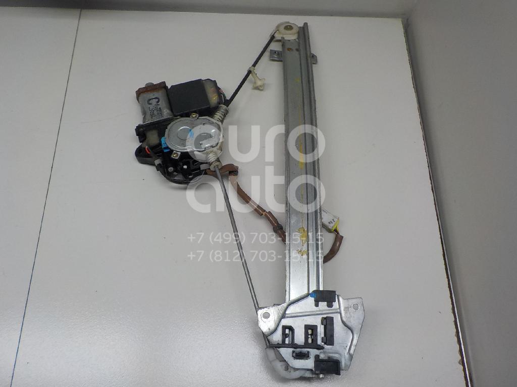 Купить Стеклоподъемник электр. задний левый Mitsubishi Galant (EA) 1997-2003; (MR215437)