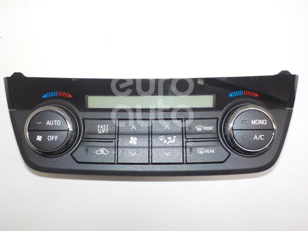 Купить Блок управления климатической установкой Toyota RAV 4 2013-; (5590042450)