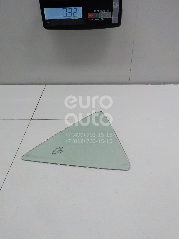 Купить Стекло двери задней правой (форточка) Toyota Corolla E18 2013-; (6812302330)