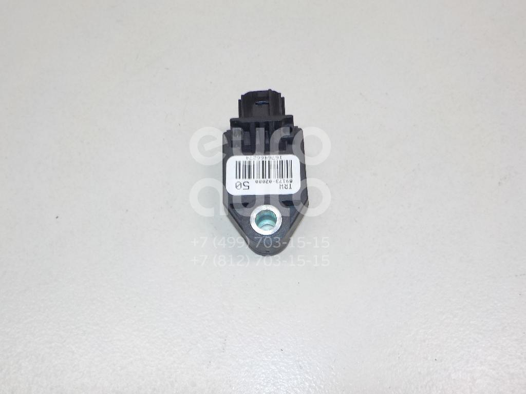 Купить Датчик AIR BAG Toyota Corolla E18 2013-; (8917302080)