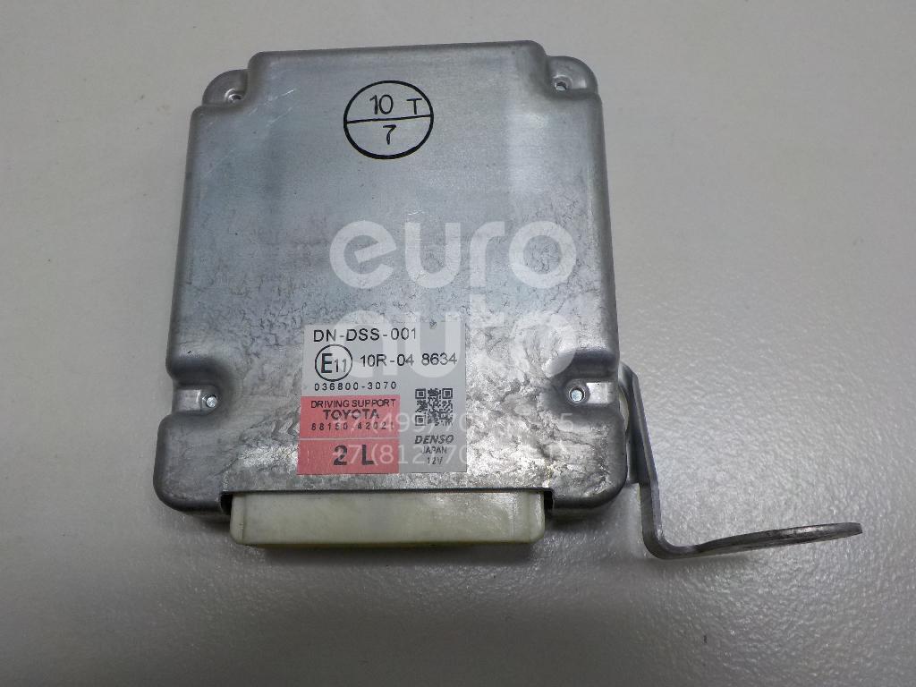 Купить Блок электронный Toyota RAV 4 2013-; (8911142021)