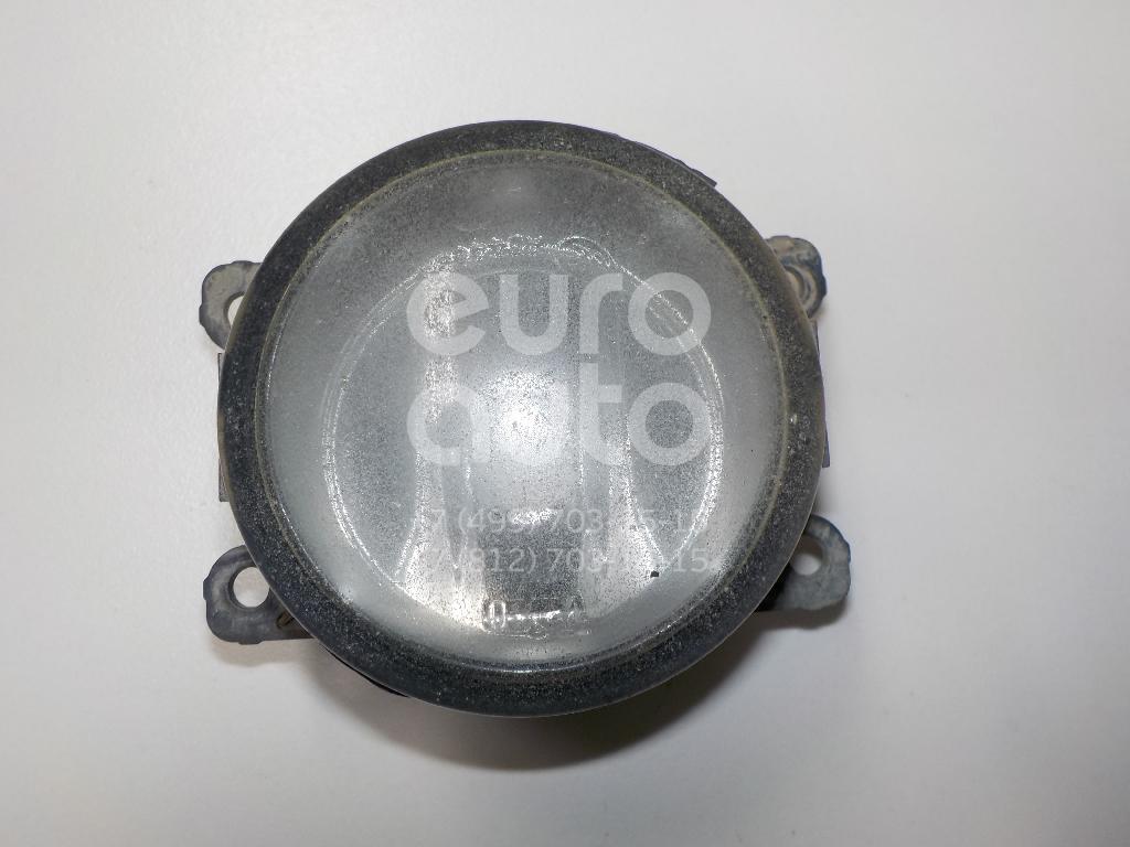 Купить Фара противотуманная Renault Logan 2005-2014; (8200074008)