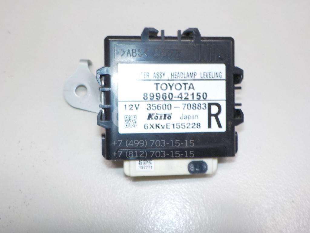 Купить Блок электронный Toyota RAV 4 2013-; (8996042150)