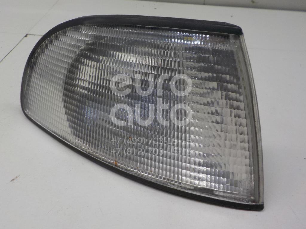Указатель поворота правый белый Audi A4 [B5] 1994-2001; (8D0953050)