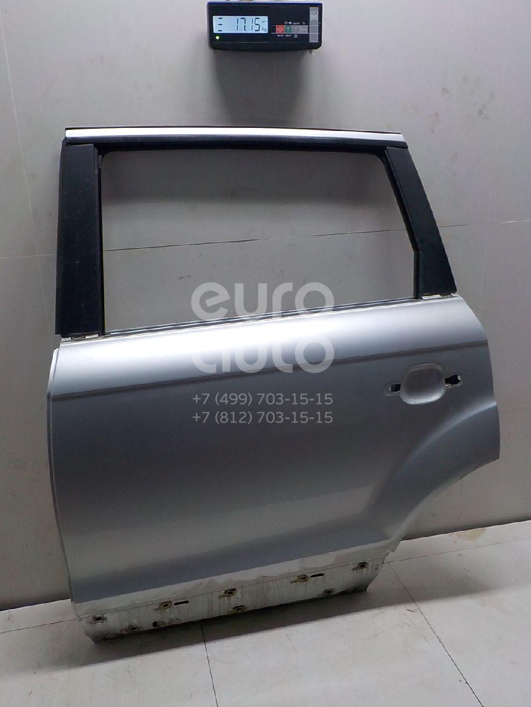 Купить Дверь задняя левая Audi Q7 [4L] 2005-2015; (4L0833051)