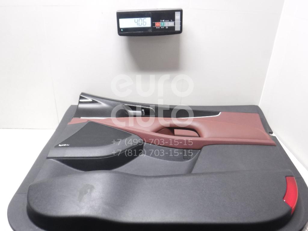 Купить Обшивка двери передней правой Kia Sorento Prime 2015-; (82308C5310C5P)