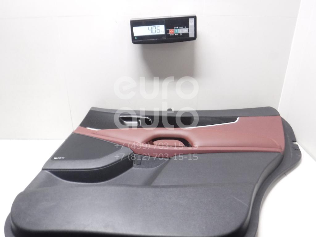 Купить Обшивка двери задней правой Kia Sorento Prime 2015-; (83308C5500C5P)