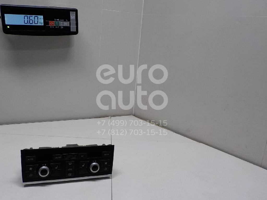 Купить Блок управления климатической установкой Audi Q7 [4L] 2005-2015; (4L0820043ABSZD)