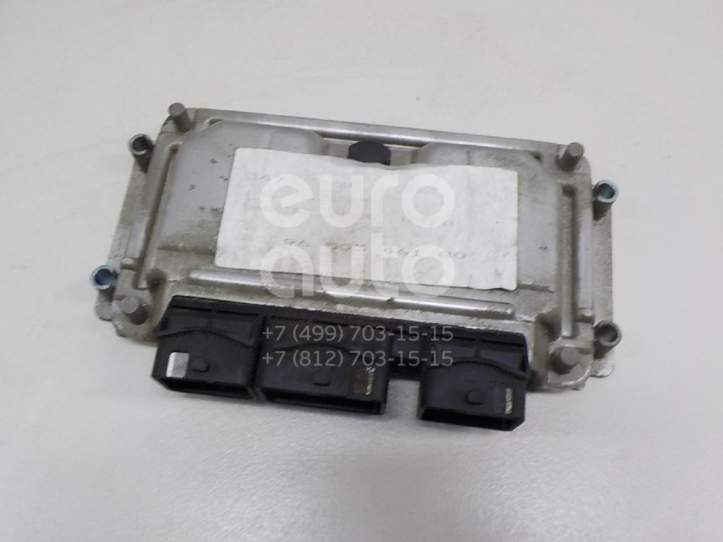 Купить Блок управления двигателем Peugeot 307 2001-2008; (194061)