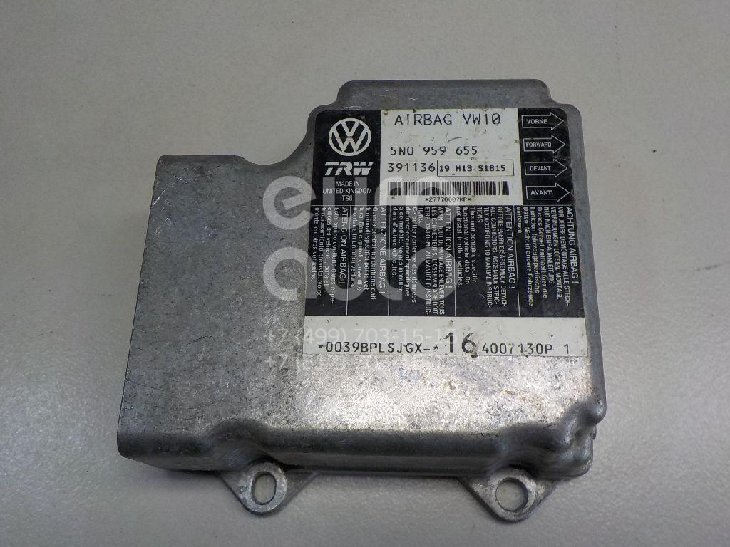 Купить Блок управления AIR BAG VW Tiguan 2007-2011; (5N0959655)