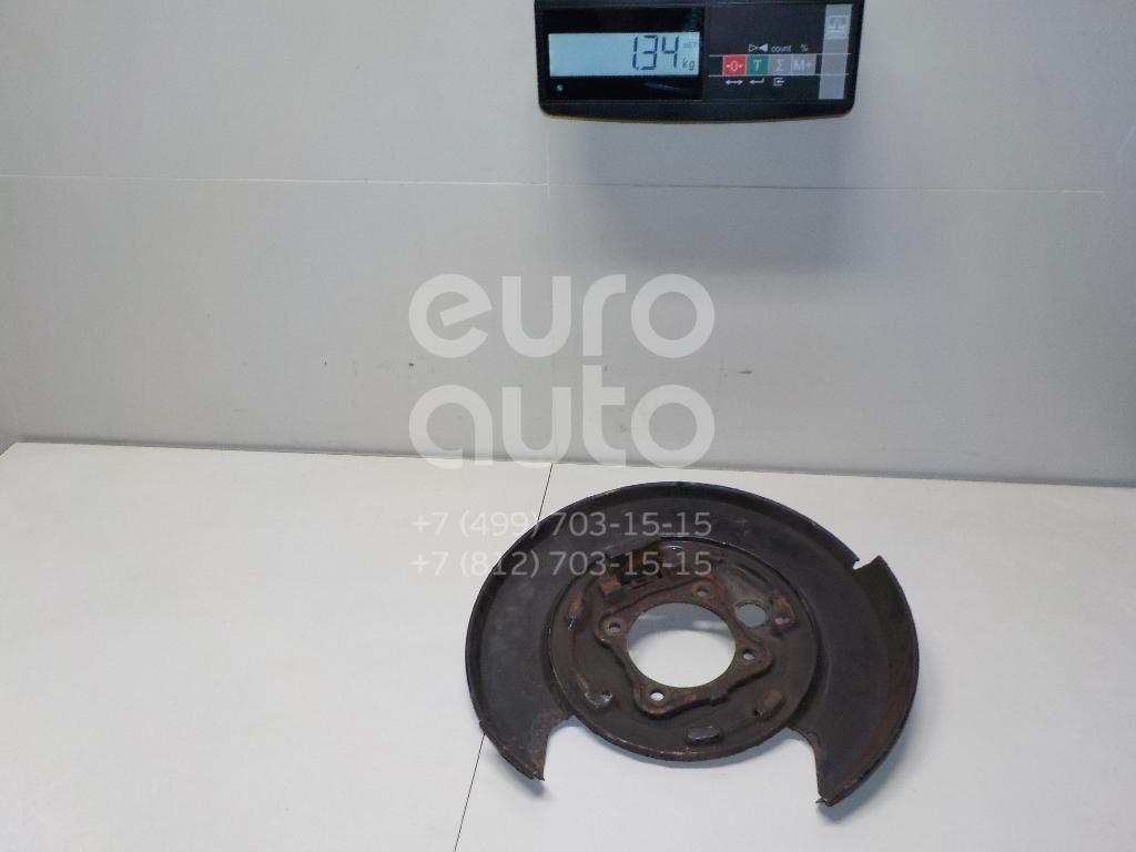 Щит опорный задний левый Opel Antara 2007-2015; (20935789)  - купить со скидкой