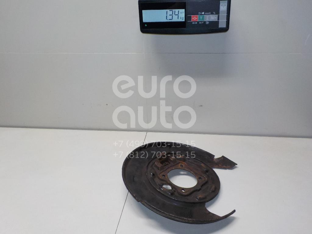 Купить Щит опорный задний правый Opel Antara 2007-2015; (22746585)