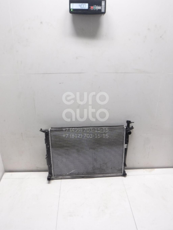 Купить Радиатор основной Kia Sorento Prime 2015-; (25310C5710)