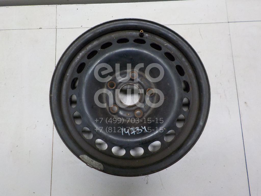 Купить Диск колесный железо Audi A4 [B5] 1994-2001; (4B0601027)