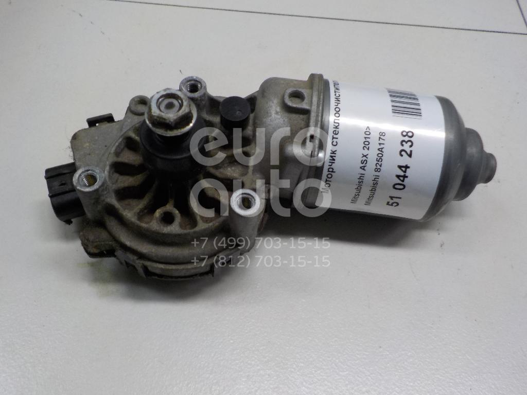 Купить Моторчик стеклоочистителя передний Mitsubishi ASX 2010-; (8250A178)