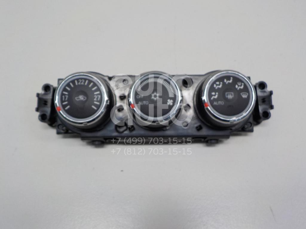 Купить Блок управления отопителем Mitsubishi ASX 2010-; (7820A116XA)