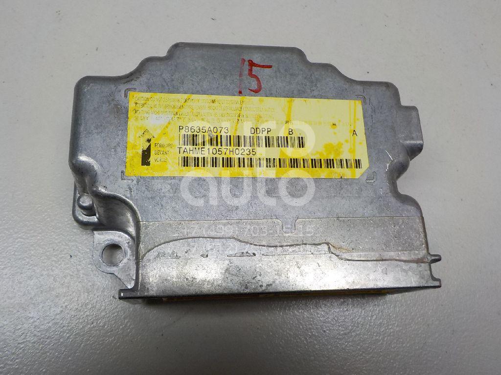 Купить Блок управления AIR BAG Mitsubishi Lancer (CX, CY) 2007-; (8635A122)