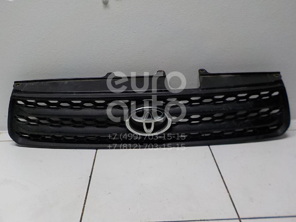 Купить Решетка радиатора Toyota RAV 4 2000-2005; (5310142100)