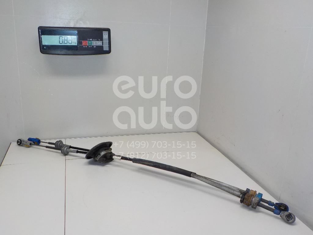 Купить Трос КПП Peugeot 308 I 2007-2015; (2444GH)