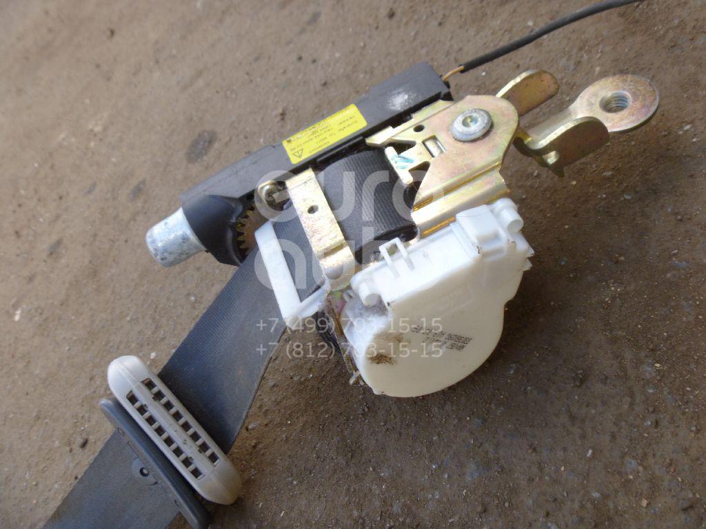 Ремень безопасности с пиропатроном для Renault Modus 2004-2012 - Фото №1
