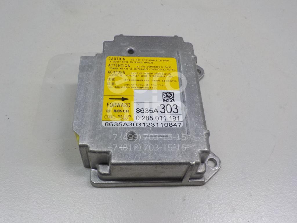 Блок управления AIR BAG Mitsubishi ASX 2010-; (8635A303)  - купить со скидкой