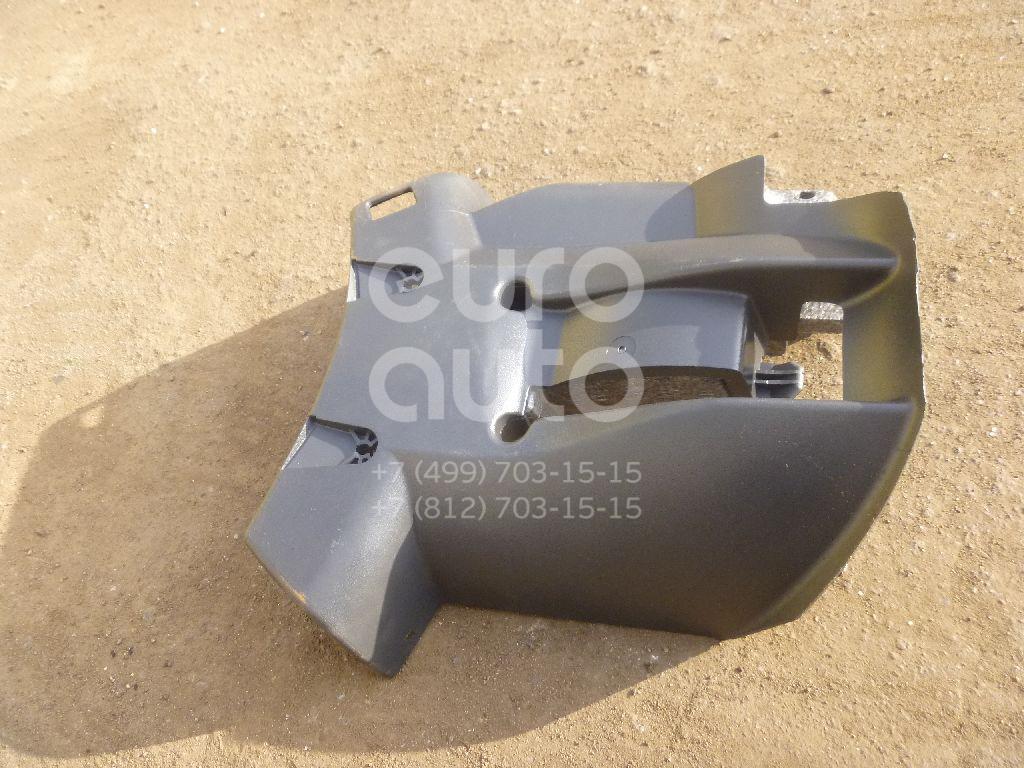 Кожух рулевой колонки нижний для Renault Modus 2004-2012 - Фото №1