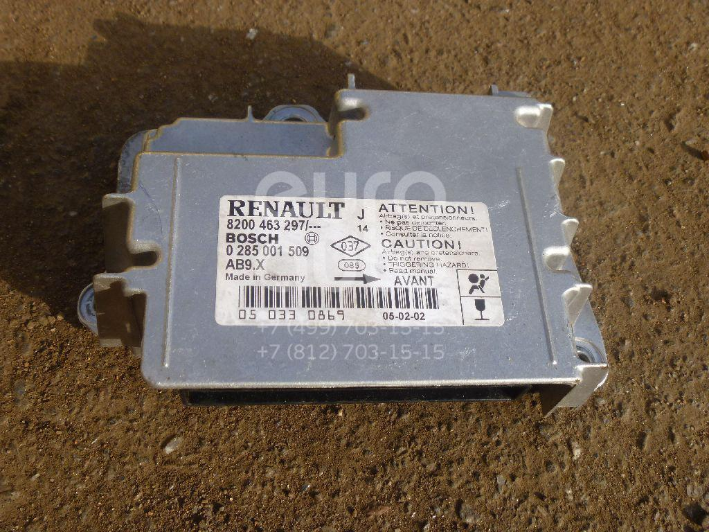 Блок управления AIR BAG для Renault Modus 2004-2012;Scenic 2003-2009;Clio III 2005-2012 - Фото №1