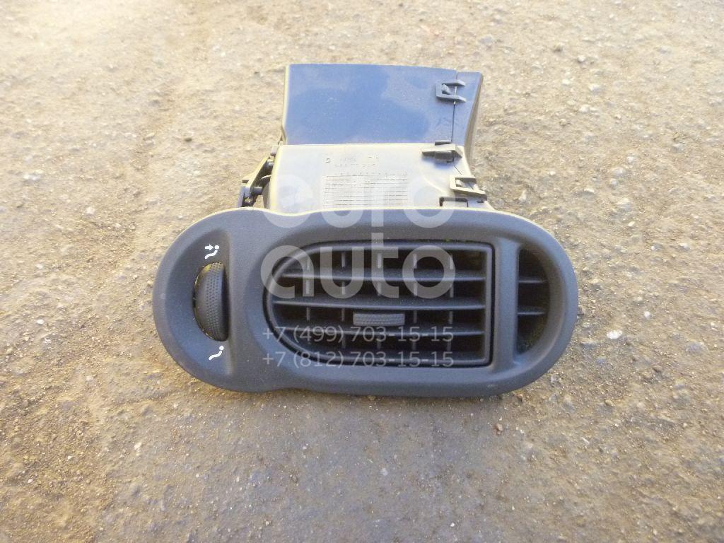 Дефлектор воздушный для Renault Modus 2004-2012 - Фото №1