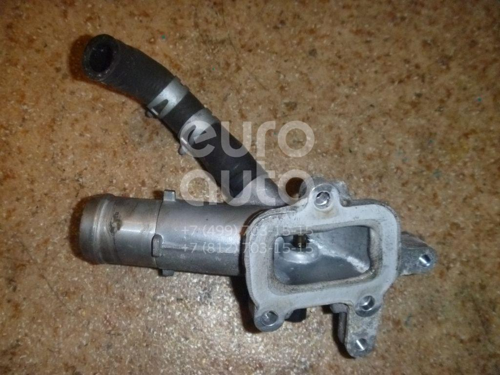 Фланец двигателя системы охлаждения для Honda Civic 5D 2006-2012;Civic 4D 2006-2012;FR-V 2005-2010;CR-V 2007-2012;Accord VIII 2008-2013 - Фото №1
