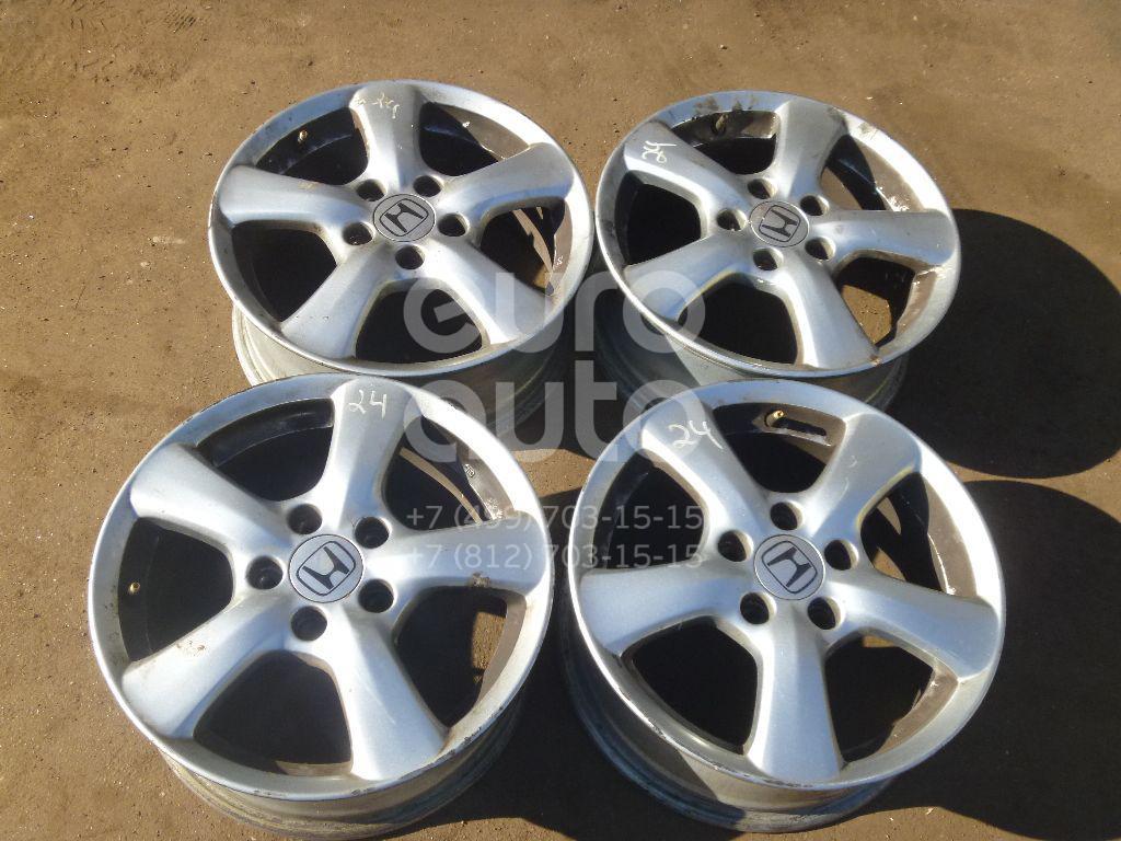 Диски колесные легкосплавные (к-кт) для Honda Civic 5D 2006-2012 - Фото №1