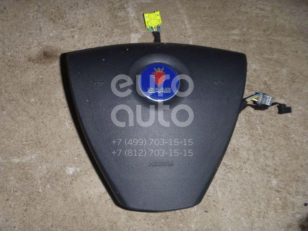 Подушка безопасности в рулевое колесо для SAAB 9-3 2002-2012 - Фото №1