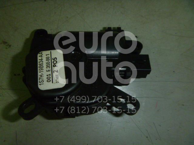 Моторчик заслонки отопителя для Ford,Jaguar Mondeo III 2000-2007;Focus II 2005-2008;Fusion 2002-2012;C-MAX 2003-2011;Transit/Tourneo Connect 2002-2013;Fiesta 2001-2008;Mondeo IV 2007-2015;X-TYPE 2001-2009;Focus II 2008-2011 - Фото №1