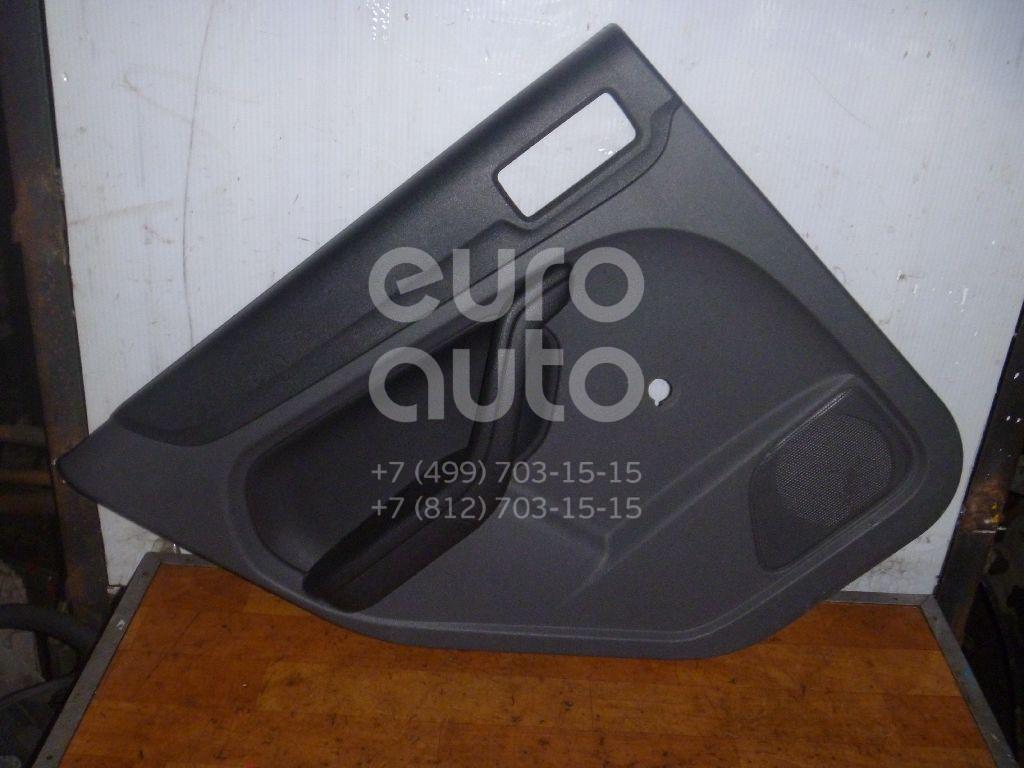Обшивка двери задней левой для Ford Focus II 2005-2008 - Фото №1