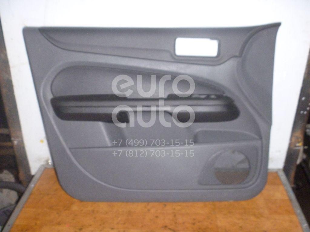 Обшивка двери передней левой для Ford Focus II 2005-2008 - Фото №1