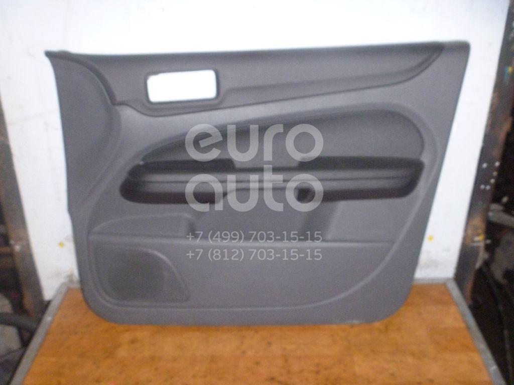 Обшивка двери передней правой для Ford Focus II 2005-2008 - Фото №1