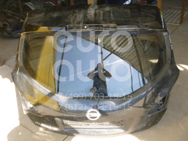 Дверь багажника со стеклом для Nissan Murano (Z51) 2008-2016 - Фото №1