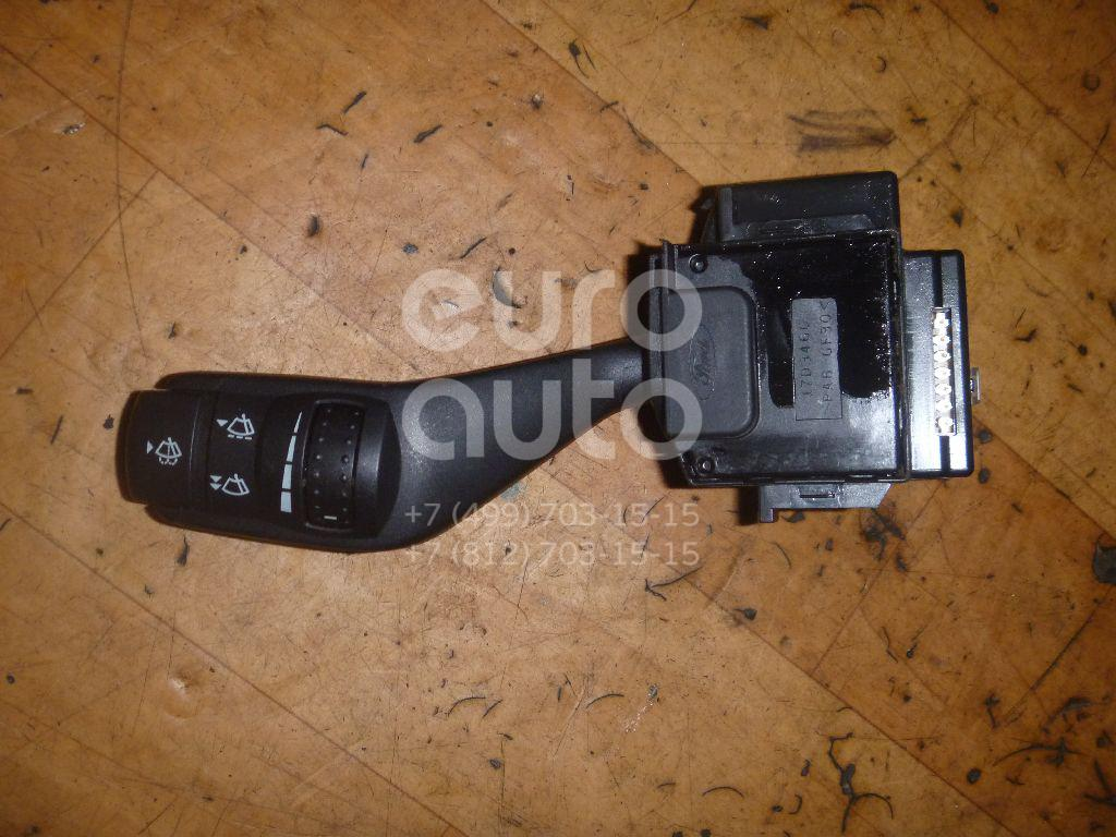 Переключатель стеклоочистителей для Ford Focus II 2005-2008;C-MAX 2003-2010;Transit/Tourneo Connect 2002-2013;Focus II 2008-2011;Kuga 2008-2012 - Фото №1