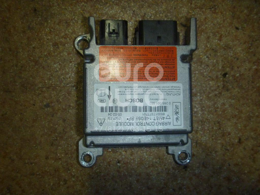 Блок управления AIR BAG для Ford Focus II 2005-2008;C-MAX 2003-2011;Focus II 2008-2011 - Фото №1