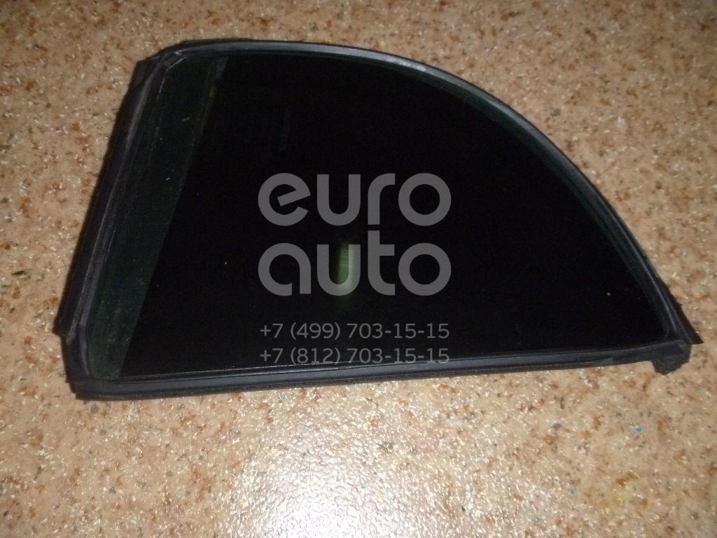 Стекло двери задней правой (форточка) для Honda Civic 4D 2006-2012 - Фото №1