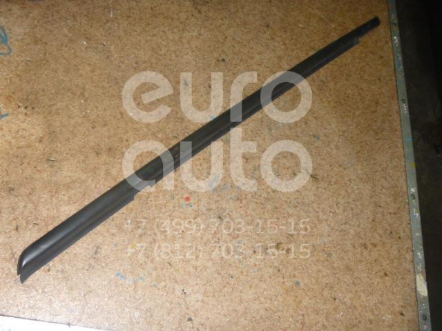 Накладка стекла заднего левого для Opel Astra H / Family 2004-2015 - Фото №1