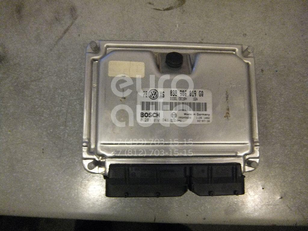 Блок управления двигателем для VW Passat [B5] 2000-2005 - Фото №1