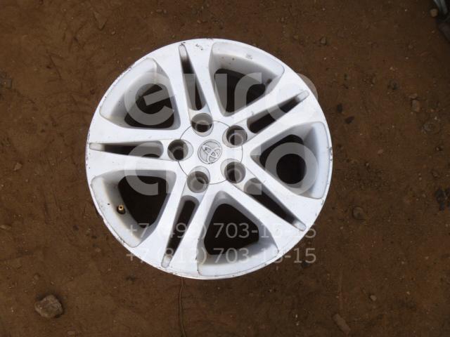 Диск колесный легкосплавный для Toyota Camry V30 2001-2006 - Фото №1
