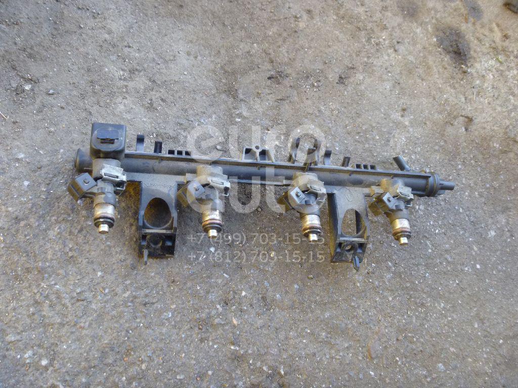 Рейка топливная (рампа) для Renault Modus 2004-2012 - Фото №1