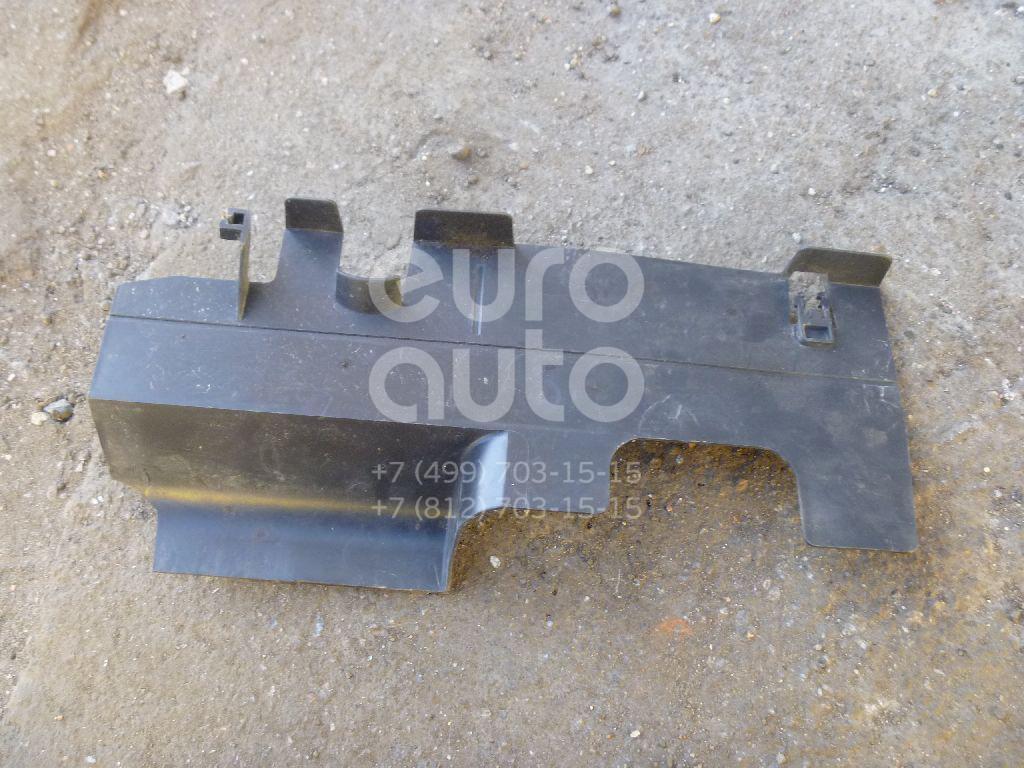 Кожух радиатора для Renault Modus 2004-2012 - Фото №1