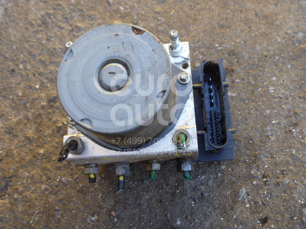Блок ABS (насос) для Renault Modus 2004-2012 - Фото №1