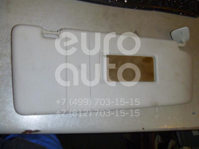Козырек солнцезащитный (внутри) для Seat Alhambra 2001-2010 - Фото №1