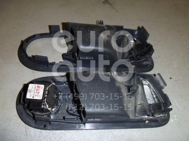 Ручка двери внутренняя левая для Seat,VW Alhambra 2001-2010;Alhambra 1996-2001;Sharan 2000-2006 - Фото №1