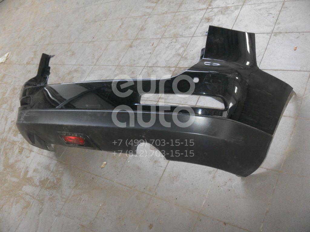 Бампер задний для Infiniti EX/QX50 (J50) 2008-2014 - Фото №1
