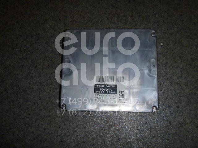 Блок управления двигателем для Toyota Camry CV3 2001-2006 - Фото №1